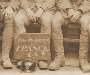 Symposium: Social & Cultural Experience of WWI